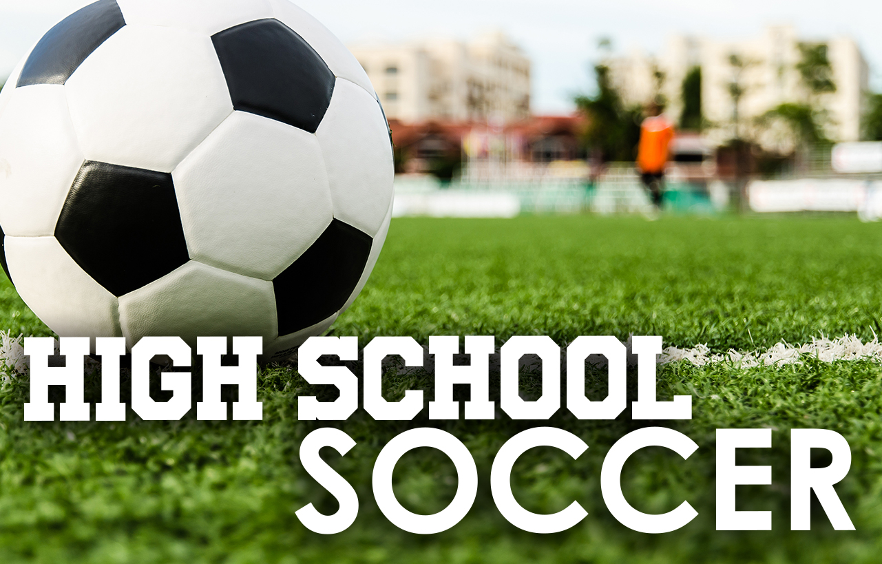 Boys HS Soccer Scores/Today's games