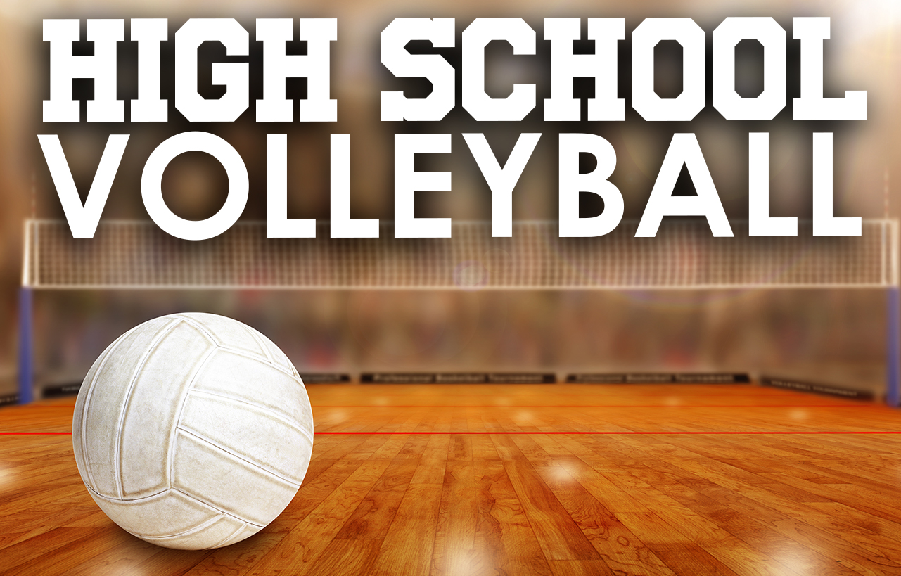 Monday's HS Volleyball Scores/Today's games