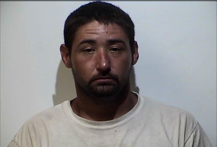 Man charged in connection with stolen car