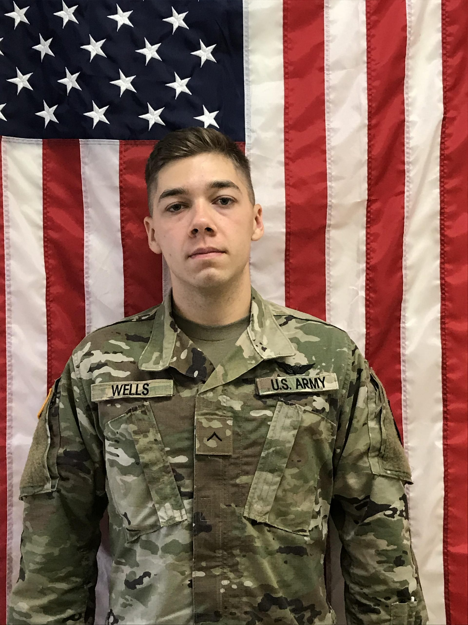Soldier killed in training accident identfied