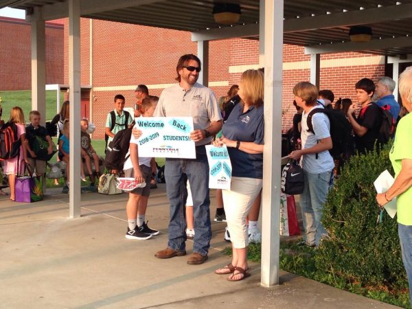 Trigg County welcomes back students for new school year