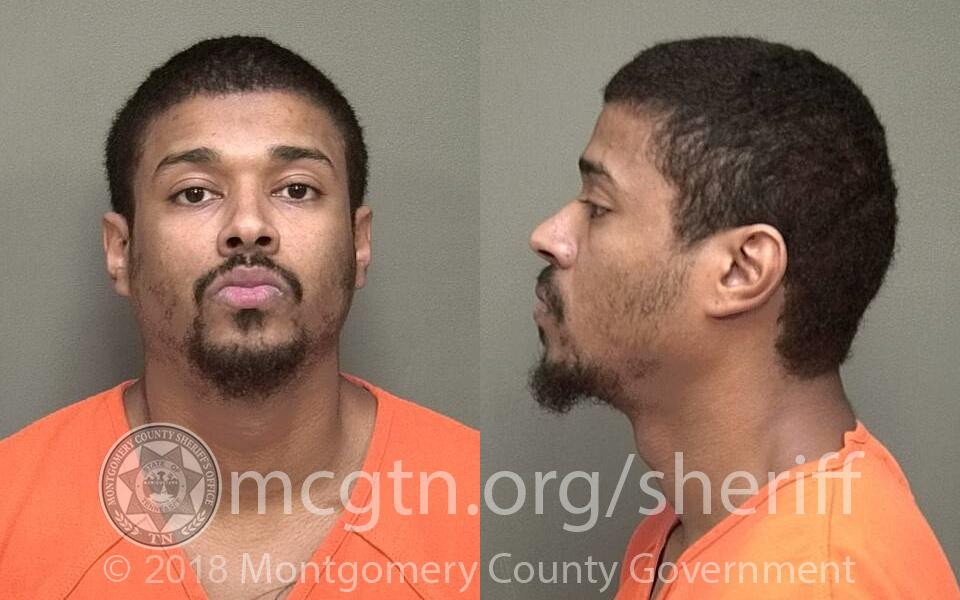 Clarksville man arrested for attempted bank robbery