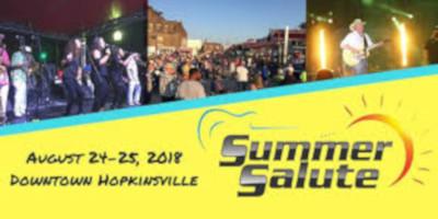Summer Salute kicks off Friday