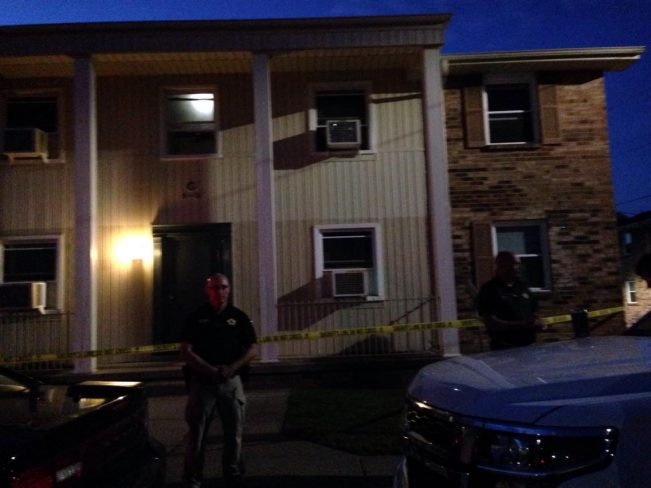 Second victim dies after apartment fire