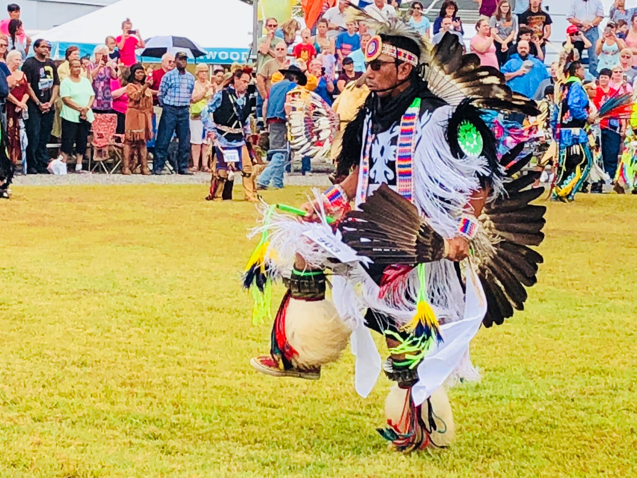 Trail of Tears Pow Wow underway, continues Sunday