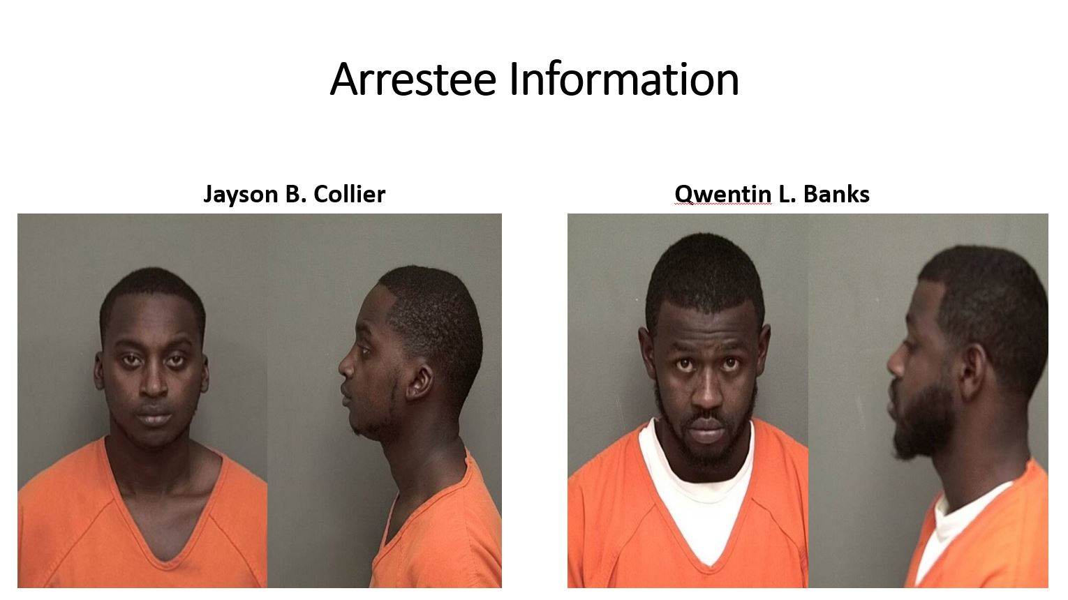 Two charged in several armed bank robberies
