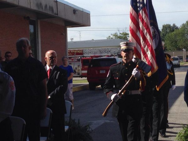 HFD remembers 9/11, 17 years later