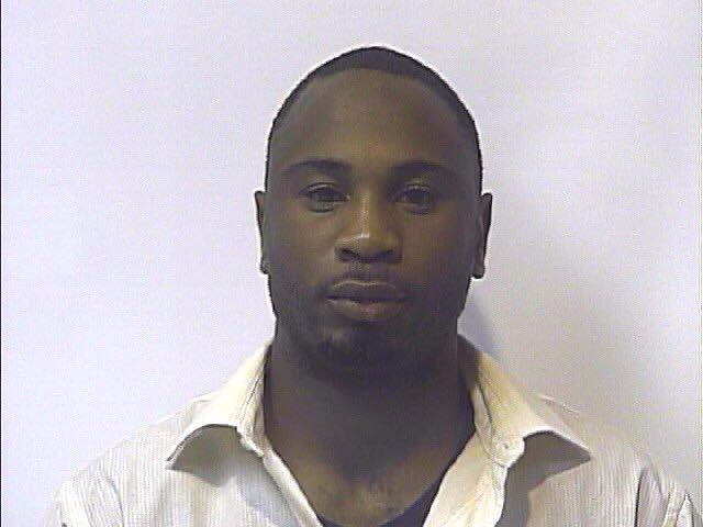 Man arrested for burglary, assault