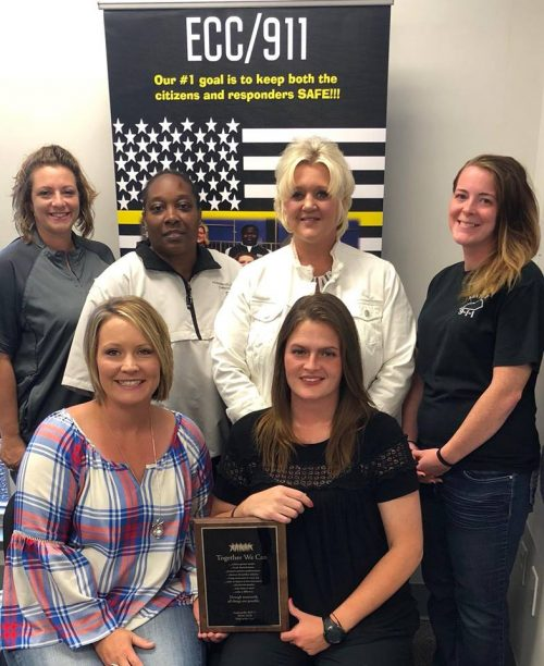 Local ECC honored with award