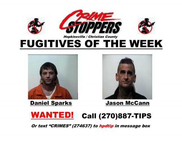 Crime Stoppers Fugitives of the Week 09/26