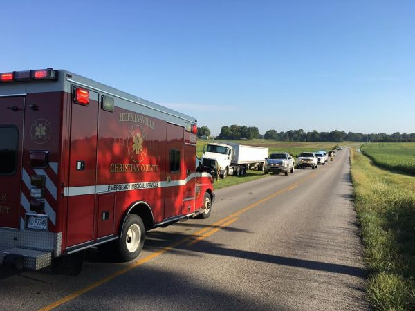 Clarksville woman hurt in accident on KY 115