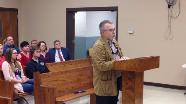 Johns retiring as Todd County Attorney Sep. 30, Mark Collins to fill term
