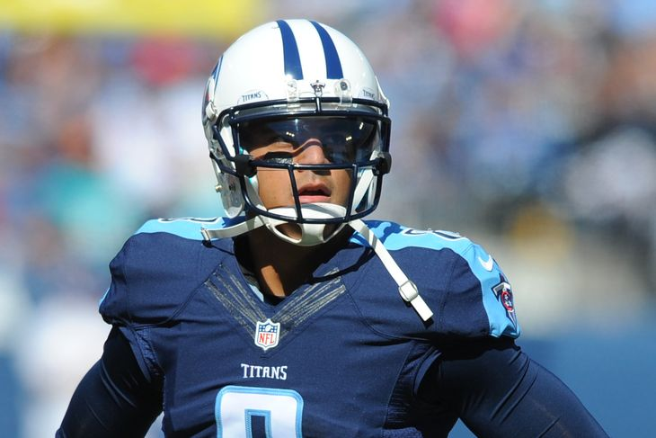 Mariota a question mark for Titans tomorrow at Jacksonville