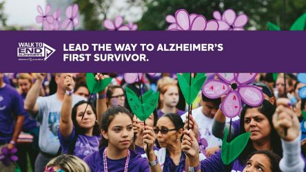 Walk to End Alzheimer's coming up Sep. 29