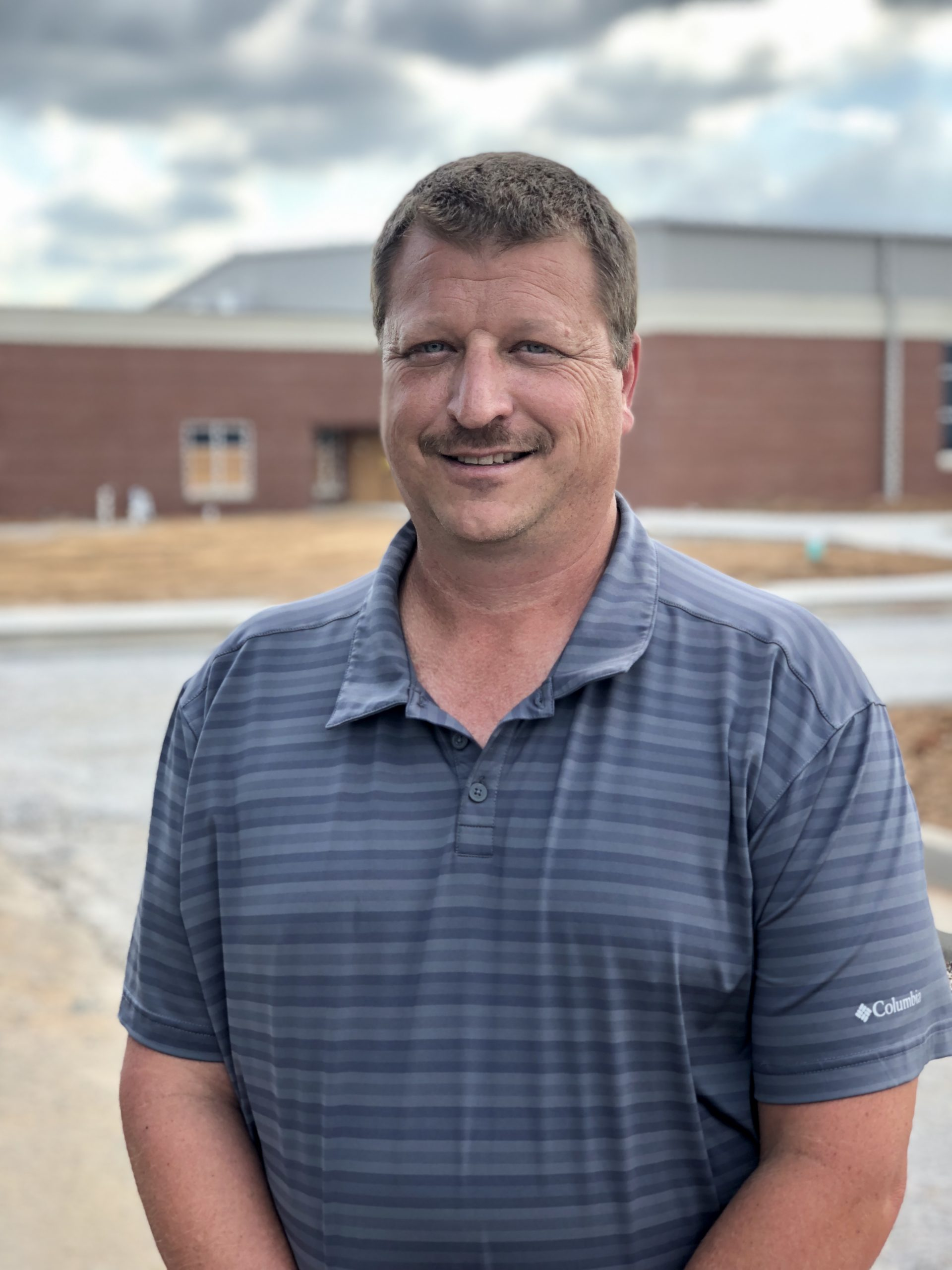 Tony Henson chosen as Sportsplex Facilities Coordinator