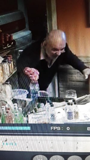 Guthrie Police investigating liquor store burglary