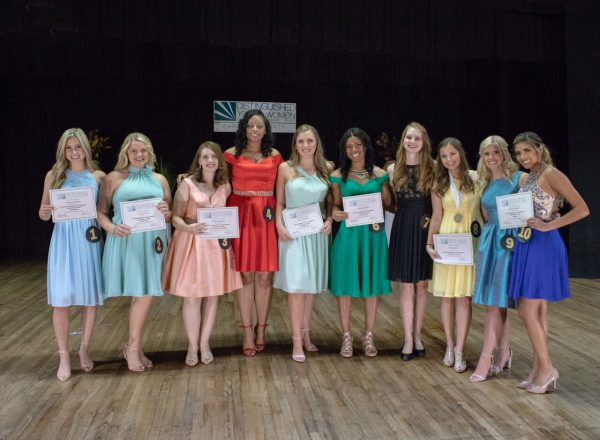 Riley Fort wins local Distinguished Young Women competition