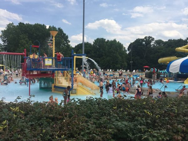 Over 50k people visited water park this summer