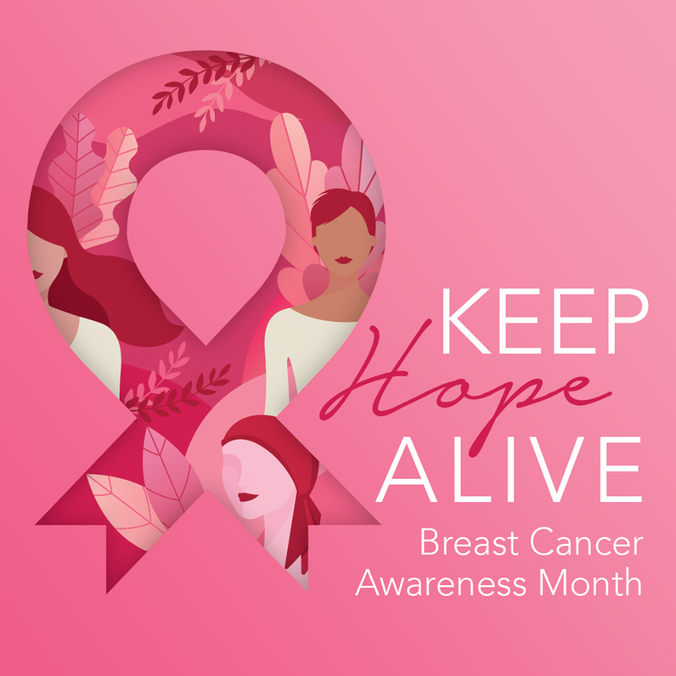 CCHD recommends regular breast cancer screenings