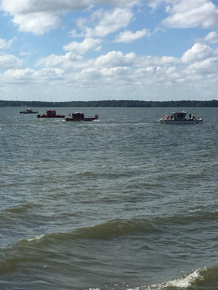 Search halted for reported missing boater on Kentucky Lake
