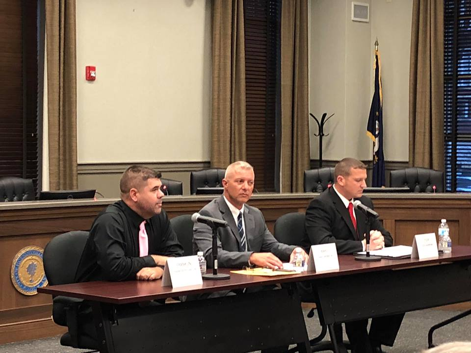 Candidates for Christian County Sheriff meet in debate
