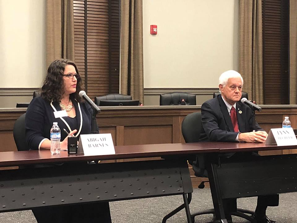 District 4 State Rep. Candidates spar in debate