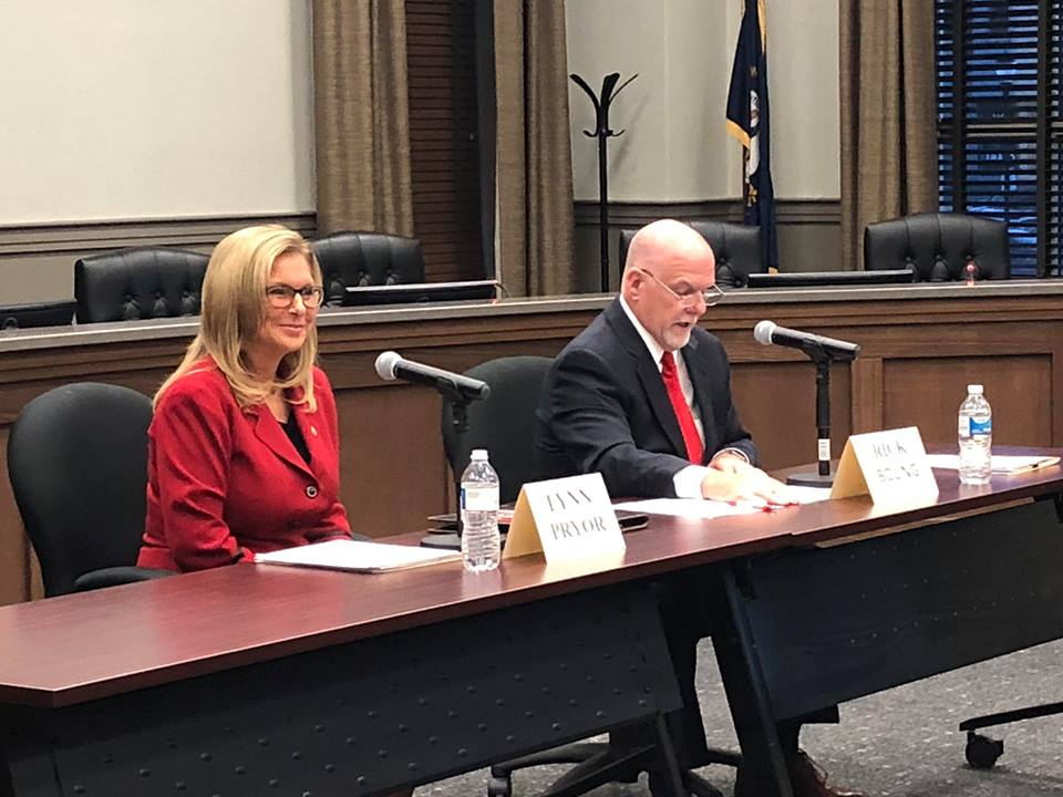 Candidates for Commonwealth's Attorney face-off