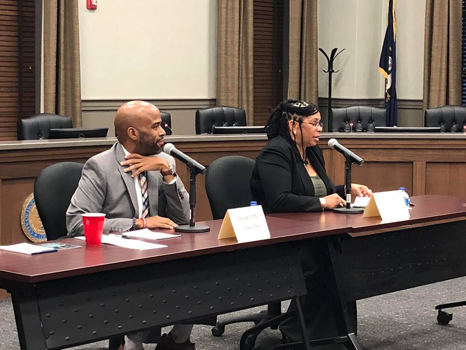 Hopkinsville City Council candidates for Wards 1, 8 and 11 meet in debate