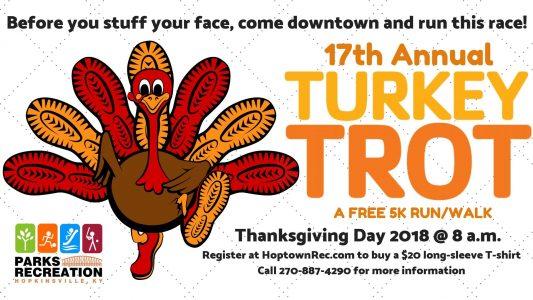 17th Annual Turkey Trot 5K