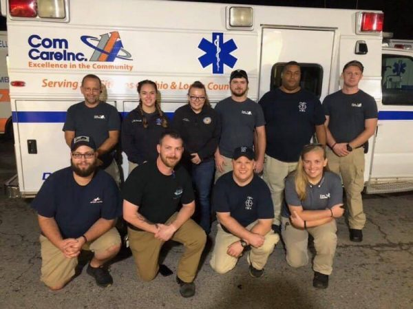 Todd, Logan, Caldwell EMS crews headed to gulf coast