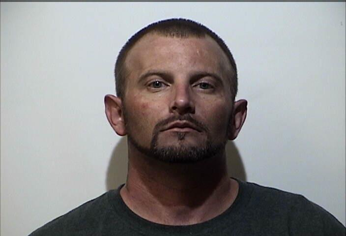 Guthrie man arrested on drug charge