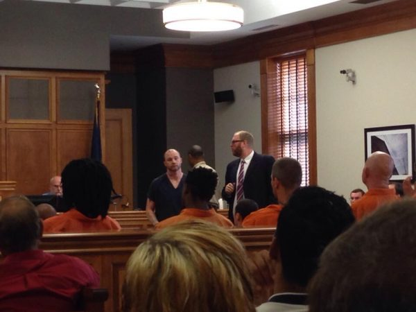 Todd County murder suspects appear for arraignment