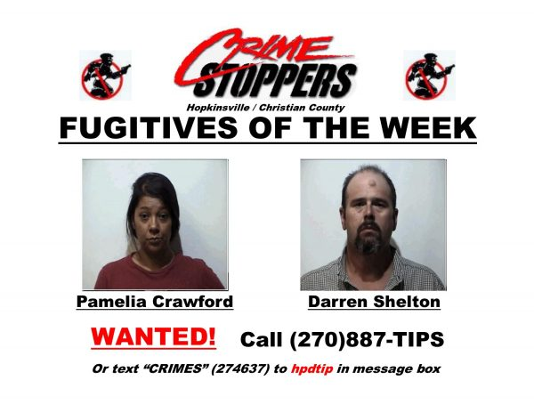 Crime Stoppers Fugitives of the Week 10/31