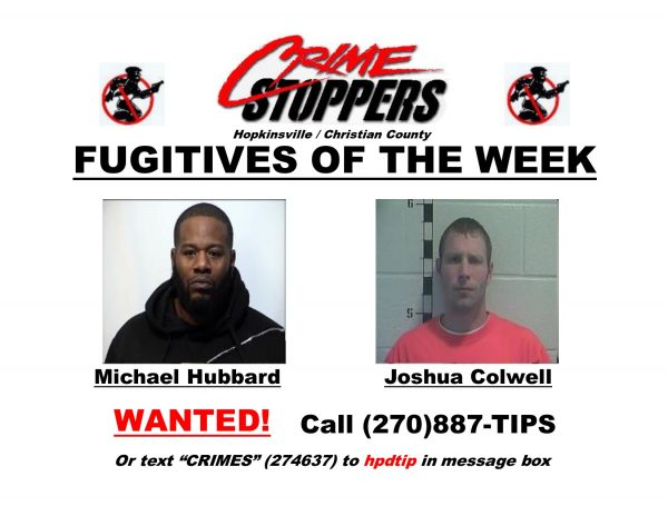 Crime Stoppers Fugitives of the Week 10/17