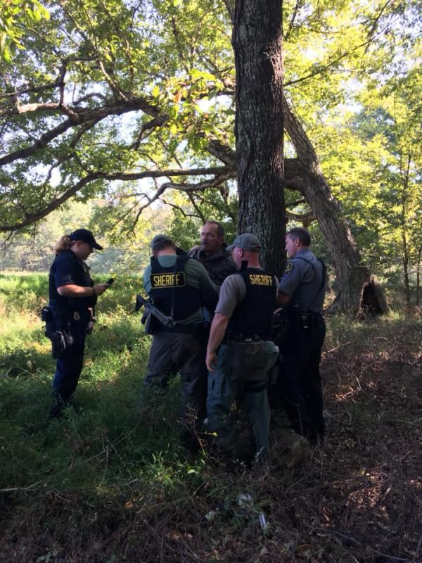 Kirby Wallace in custody after week long manhunt
