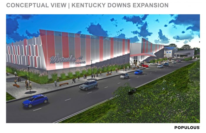 Ky Downs wants to build Oak Grove track