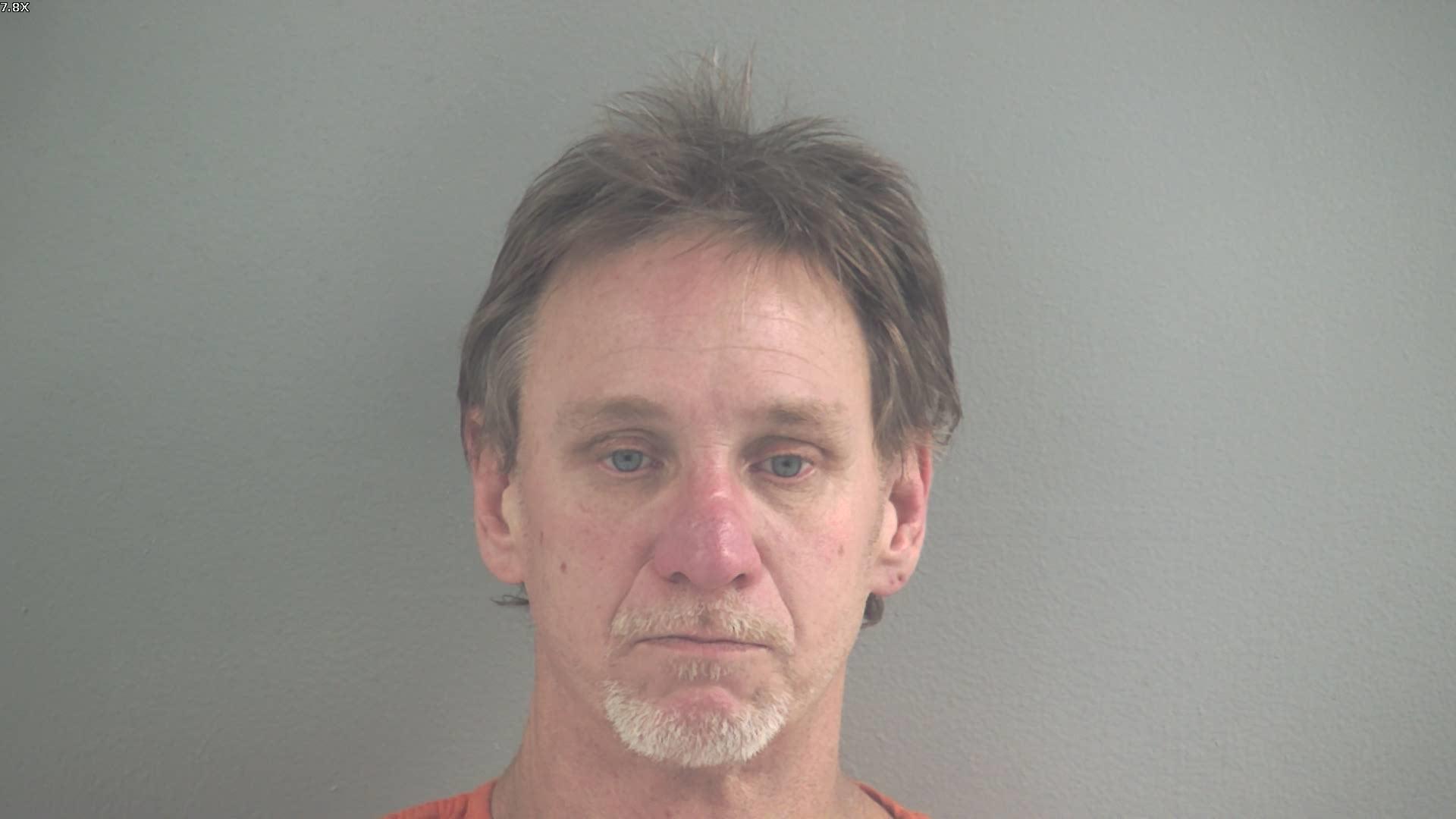 Adairville man arrested on meth, marijuana charges