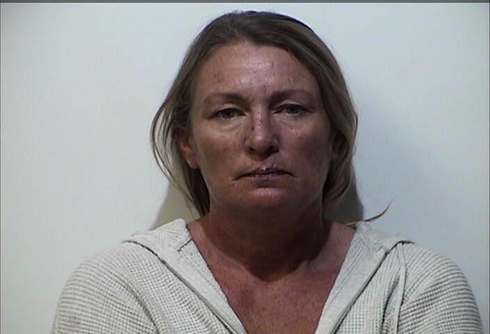 Woman allegedly hit son on face with broomstick