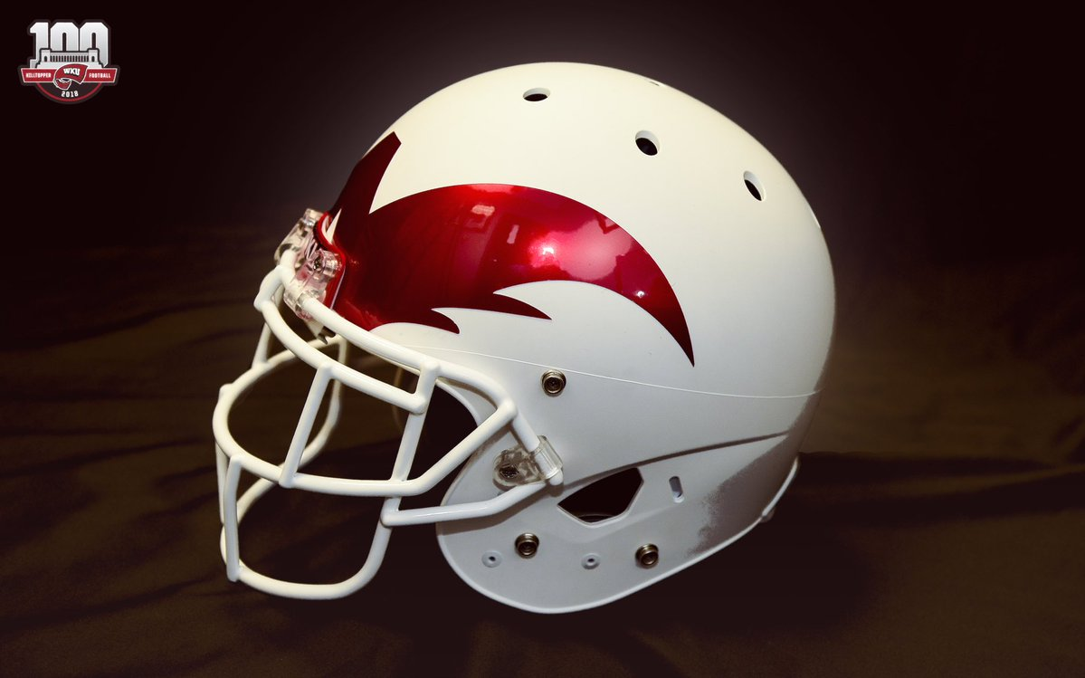 WKU to bring back past helmet for Homecoming
