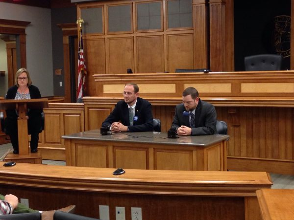 Todd, Logan voters to decide on Commonwealth's Attorney