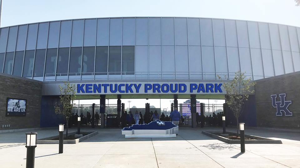 UK's new baseball stadium has a name