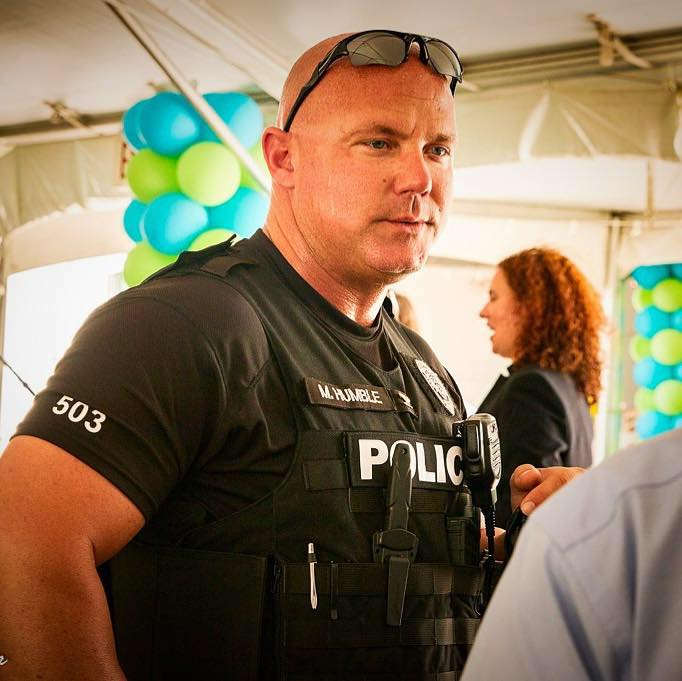 Matthew Humble, Guthrie police chief, dies after battle with cancer