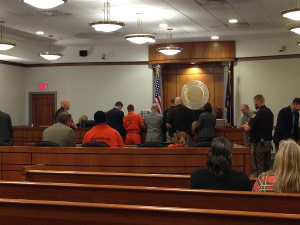 Sentencing postponed for former Crofton firefighters due to restitution issues