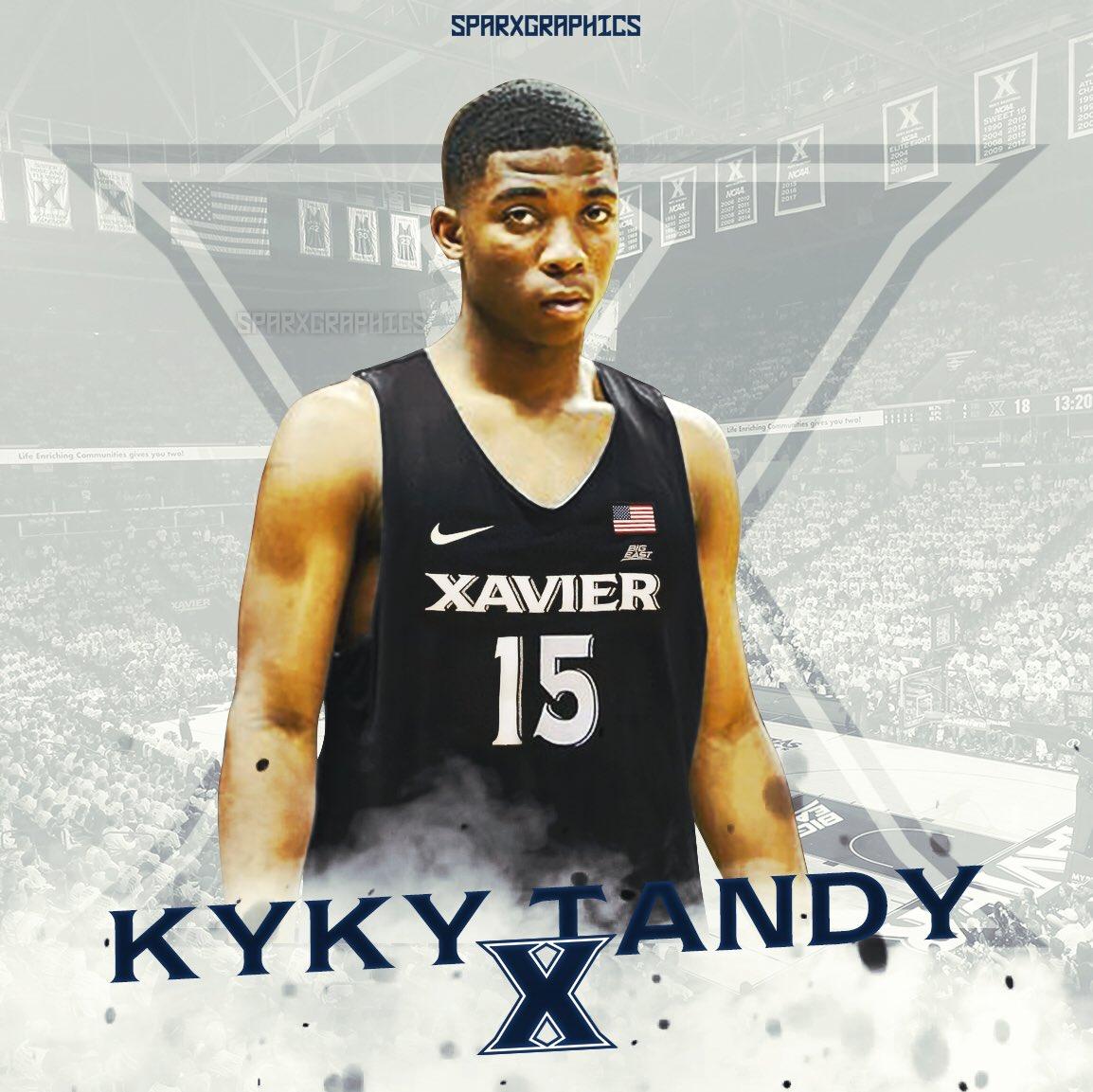 UHA's Tandy chooses Xavier