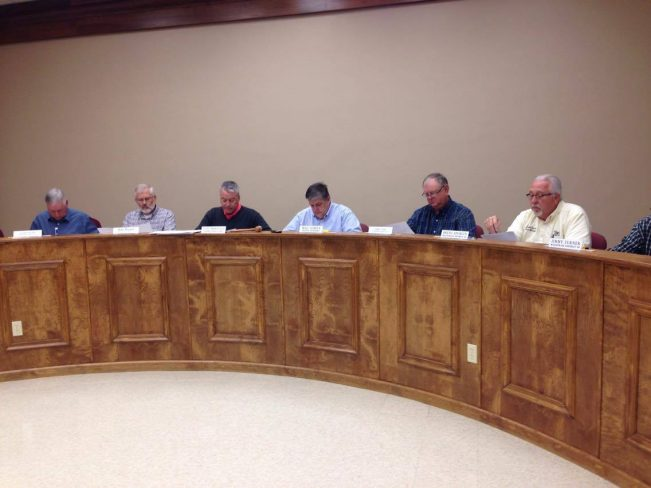 Todd Fiscal Court hears positive financial report