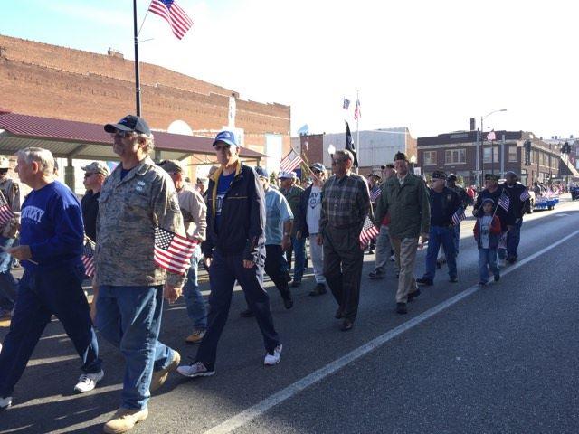 Hopkinsville Veterans Day Parade coming up Saturday