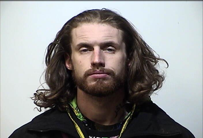Man facing drug, promoting contraband charges