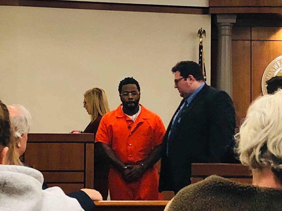 Catlett sentenced to 65 years in 2016 murder
