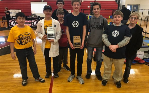 Gateway Robotics Team Gets Invite To Google Competition Whop 1230