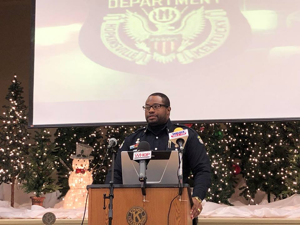 HPD talks importance of community outreach